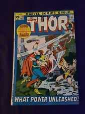 THE MIGHTY THOR #193 November 1971 Vintage THOR WITH SILVER SURFER COVER