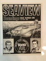 Seaview Soundings #1 Autumn 1989 9.0 VF/NM Magazine