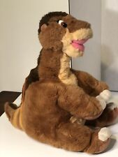 "Land Before Time Little Foot 16"" Plush GUND JCPenney Euc"