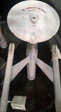 1 Star-Trek-U-S-S-Enterpris e-Ncc-1701 A -1st Edition -Lights-Sounds Free Stand