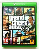 Grand Theft Auto GTA V 5 Five XBOX One PRISTINE 1st Class FAST and FREE Delivery