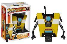 CLAPTRAP BORDERLANDS VIDEO GAME FUNKO POP VINYL FIGURE ROBOT TOY COLLECTIBLE