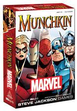 MUNCHKIN® Marvel Edition New 2016 Age 10+
