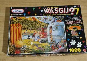 Wasgij Original No.7 Bear Necessities!, Wasgij 1000 pieces!