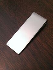 Solid Sterling Silver Money Clip - 14.6 Grams