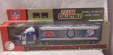 KKar Fleer - 2004 NFL Transport Series - Peterbilt - White & Blue  - Colts