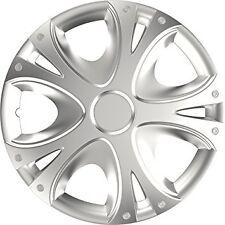 "15"" Dynamic Wheel Trims Hub Caps Set Of 4 for Vauxhall Vectra Zafira Viva Vivaro"