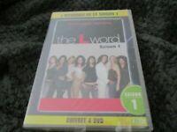 "COFFRET 4 DVD NEUF ""THE L WORLD - SAISON 1"" Jennifer BEALS"