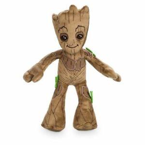Disney Soft Plush Groot Mini Beanbag 22cm Guardians Of The Galaxy