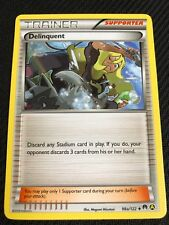 POKEMON TCG: BATTLE ARENA DELINQUENT 98a/122 UNCOMMON