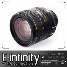 NUEVO Nikon AF-S DX NIKKOR 16-80mm f/2.8-4E ED VR Lens (White Box)