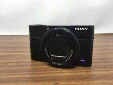 Sony Cyber-shot DSC-RX100M5 RX-100 V CMOS 21.0 MP Digital Camera (READ)