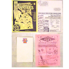 Archies Fan Club 50th Anniversary Mailer
