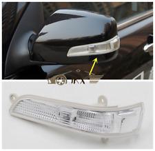 Left Side LED Rear View Mirror Lamp Trun Singal k Light For Kia Sportage 2009-13