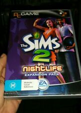 The Sims 2 Nightlife (disc 2 only) - PC GAME - FAST POST