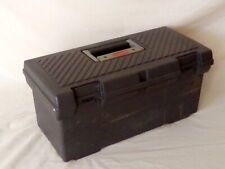 Rubbermaid 20 X 10 X 925 Tool Box With 2 Removable Tool Trays