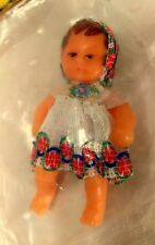Vintage ARI Rubber Doll East Germany Jointed Handmade Clothes ORIGINAL UNOPENED