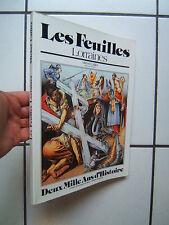 CAFFIER  / LES FEUILLES LORRAINE / DEUX MILLES ANS D HISTOIRE / EDT SERPENOISE