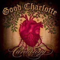 GOOD CHARLOTTE Cardiology CD BRAND NEW
