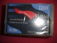 IBM SLR60  30/60GB data tape cartridge 19P4209 NEW sealed for SLR60 & SLR100