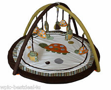 Playgym - Turtle Playmat by Sisi Baby Design