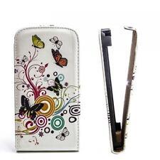 Handy Tasche Flip Case Etui Samsung i9100 Galaxy S2 SII Schmetterling M146 Etui