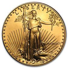 1991 1 oz Gold American Eagle Coin