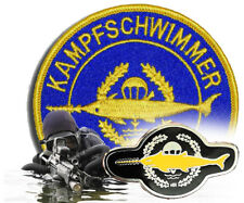 German Special Forces Navy Commando  Kampfschwimmer Combat Swimmer (DB) . badge
