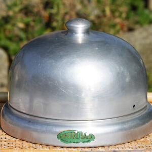 Yaourtière cloche ELECTRO LACTA Yalacta et 7 pots en porcelaine et verre Pyrex