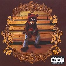 Kanye West The College Dropout PA CD
