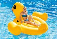 Intex Isola galleggiante Grande Papera materassino mare piscina 56286 gonfiabile
