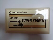 COMMODORE VC-20 / VIC-20 --> SUPER SMASH (VIC-1921) / CARTRIDGE
