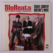 """Shark Country SloBeats Kenny Vaughan Buy from writer/publisher COLORED VINYL 7"""""""