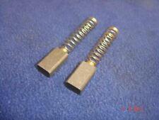 Pair of Carbon Brushes for Bosch PST 650 E PE 6500 700 PEL 800 PST 850 PE