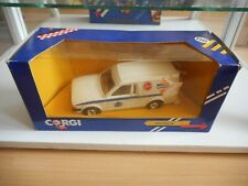 """Corgi Ford  Escort Van """"Hoover Service"""" in White in Box"""