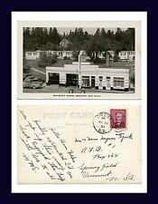 CANADA NOVA SCOTIA BEDFORD MacLEANS MOBILOIL SERVICE 20 AUG 1951 TO VERMON