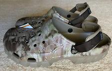 Crocs Men's Off-road Kryptek Highlander Clogs 205251-260 US 13