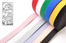 Klettkabelbinder 18 mm breit Kabelbinder Kabelverbinder Klettbinder beidseitig