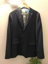 Ted Baker Men's Blue Blazer Size 4