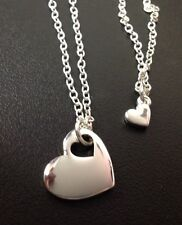 Necklaces -Avon- Two Hearts in One Set - New in box