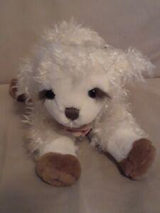 DAKIN Applause Baby Lamb Soft Plush  Vintage W/Sound - Says Baa