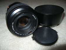 MINOLTA MAXXUM AF Zoom 80-200mm 1:4.5(22) -5.6 camera lens