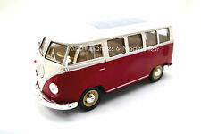 VW T1 COMBI BUS VOLKSWAGEN  1962 1/24 WELLY  SE17DC