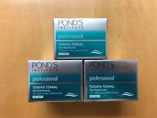 3 x Ponds Institute Professional Combination skin Gel Thermal Therapy 50ml.
