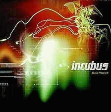 INCUBUS Make Yourself (Gold Series) CD BRAND NEW