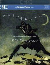 Nosferatu [Masters of Cinema] [Blu-ray] [DVD]