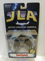 Justice League Of America JLA Batman Kenner 1998 Action Figure W/ Display Stand