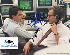 CHARLIE SHEEN JOHN C. MCGINLEY AUTOGRAPH SIGNED 8x10 PHOTO LOBBY CARD WALL COA