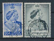 [50131] British Virgin Islands 1948 good set Used Very Fine stamps