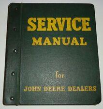 John Deere 2-Cylinder Tractor Carburetor,Electrical& ;Hercules,145 Service Manuals